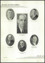 1935 Moore High School Yearbook Page 12 & 13