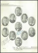 1935 Moore High School Yearbook Page 14 & 15