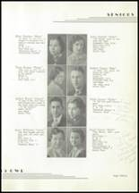1935 Moore High School Yearbook Page 18 & 19