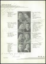 1935 Moore High School Yearbook Page 20 & 21