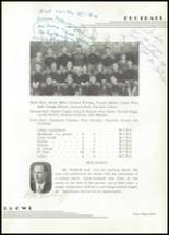1935 Moore High School Yearbook Page 36 & 37