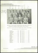 1935 Moore High School Yearbook Page 38 & 39