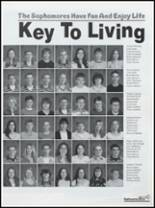 2005 Clyde High School Yearbook Page 24 & 25