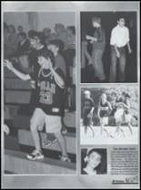 2005 Clyde High School Yearbook Page 124 & 125