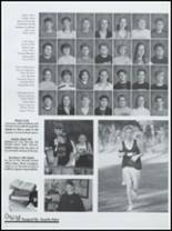 2005 Clyde High School Yearbook Page 126 & 127