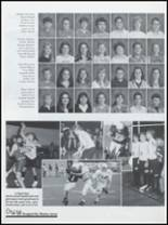 2005 Clyde High School Yearbook Page 132 & 133