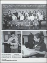 2005 Clyde High School Yearbook Page 142 & 143
