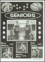 2009 Geneva High School Yearbook Page 46 & 47