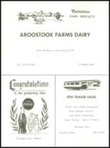 1962 Aroostook Central Institute High School Yearbook Page 60 & 61
