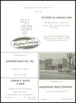 1962 Aroostook Central Institute High School Yearbook Page 64 & 65