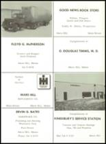 1962 Aroostook Central Institute High School Yearbook Page 66 & 67