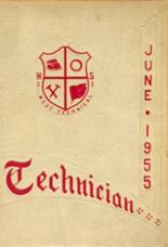 1955 Yearbook West Technical High School