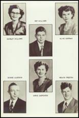 1951 Midvale High School Yearbook Page 12 & 13
