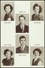 1951 Midvale High School Yearbook Page 16 & 17