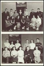 1951 Midvale High School Yearbook Page 36 & 37