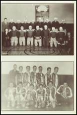 1951 Midvale High School Yearbook Page 40 & 41