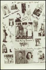 1951 Midvale High School Yearbook Page 62 & 63