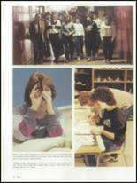 1986 Brunswick High School Yearbook Page 14 & 15