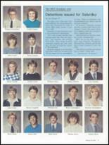 1986 Brunswick High School Yearbook Page 18 & 19