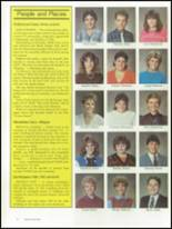 1986 Brunswick High School Yearbook Page 20 & 21