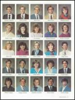1986 Brunswick High School Yearbook Page 22 & 23