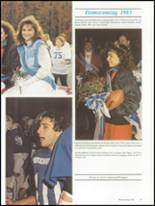 1986 Brunswick High School Yearbook Page 28 & 29