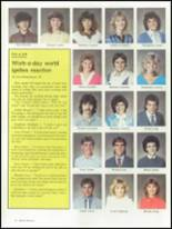 1986 Brunswick High School Yearbook Page 30 & 31