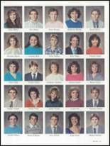 1986 Brunswick High School Yearbook Page 34 & 35