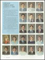 1986 Brunswick High School Yearbook Page 36 & 37