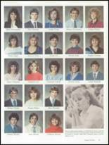 1986 Brunswick High School Yearbook Page 48 & 49