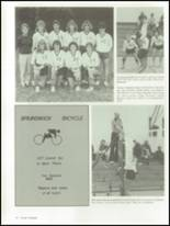 1986 Brunswick High School Yearbook Page 62 & 63