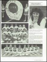 1986 Brunswick High School Yearbook Page 72 & 73