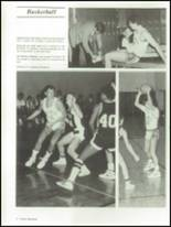 1986 Brunswick High School Yearbook Page 76 & 77
