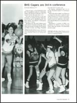 1986 Brunswick High School Yearbook Page 88 & 89