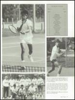 1986 Brunswick High School Yearbook Page 100 & 101
