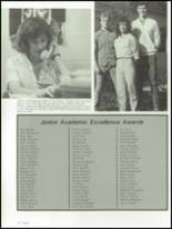 1986 Brunswick High School Yearbook Page 130 & 131