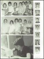 1986 Brunswick High School Yearbook Page 132 & 133