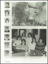 1986 Brunswick High School Yearbook Page 142 & 143