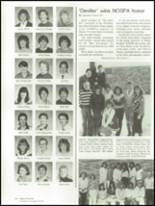 1986 Brunswick High School Yearbook Page 148 & 149