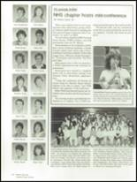 1986 Brunswick High School Yearbook Page 154 & 155