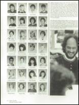 1986 Brunswick High School Yearbook Page 156 & 157