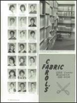 1986 Brunswick High School Yearbook Page 182 & 183