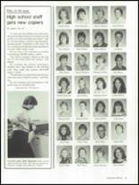 1986 Brunswick High School Yearbook Page 186 & 187
