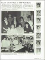 1986 Brunswick High School Yearbook Page 188 & 189