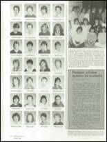 1986 Brunswick High School Yearbook Page 232 & 233