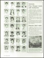 1986 Brunswick High School Yearbook Page 238 & 239