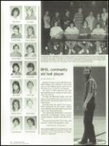 1986 Brunswick High School Yearbook Page 242 & 243