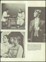 1975 Wayne Memorial High School Yearbook Page 34 & 35