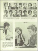 1975 Wayne Memorial High School Yearbook Page 44 & 45