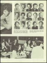 1975 Wayne Memorial High School Yearbook Page 48 & 49